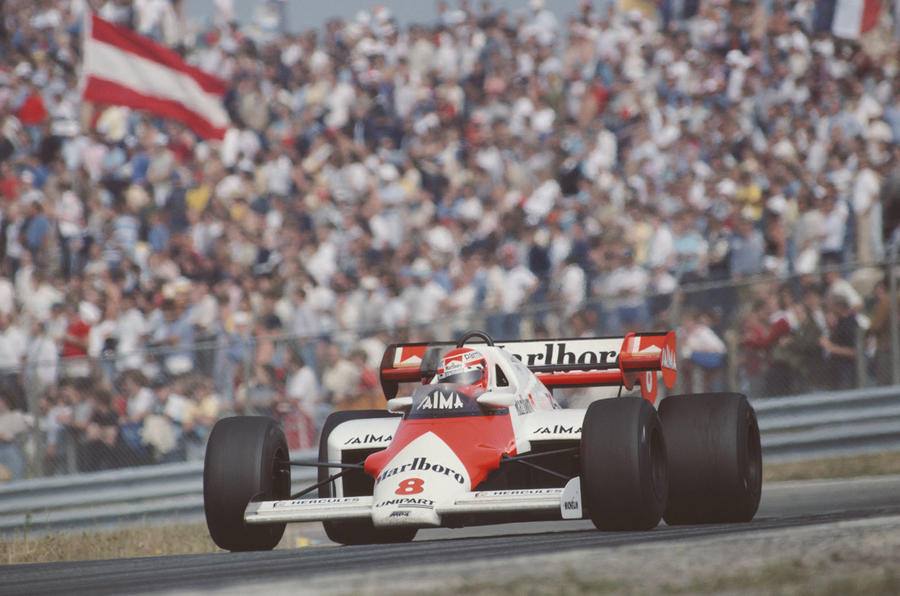 Niki Lauda, 1949-2019