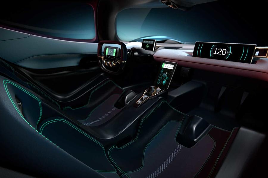 nio ep9 ev supercar demonstrates driverless ability on track autocar. Black Bedroom Furniture Sets. Home Design Ideas