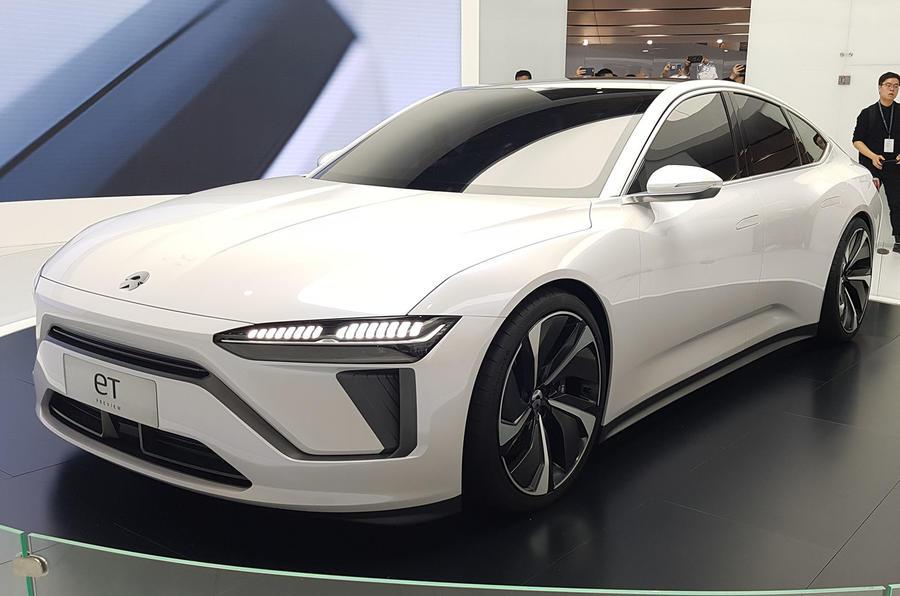 Nio Et Preview Hints At 2021 Electric Saloon Autocar