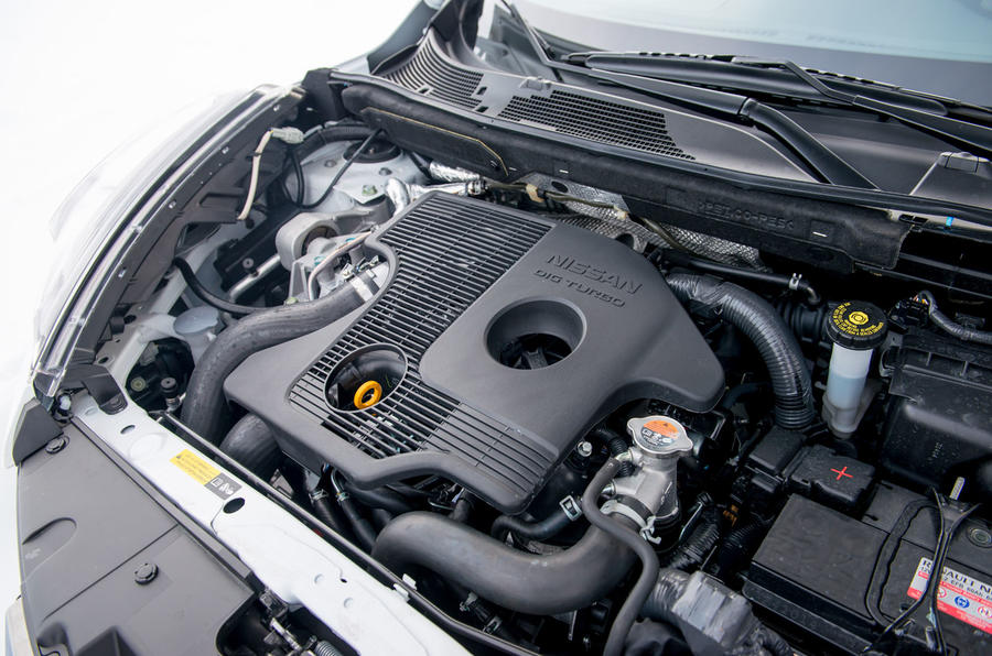 1.6-litre Nissan Juke Nismo RS engine