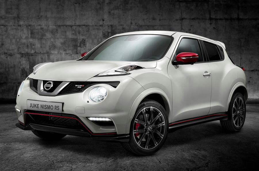 New Nissan Juke Nismo Rs On Sale For 21 995 Autocar