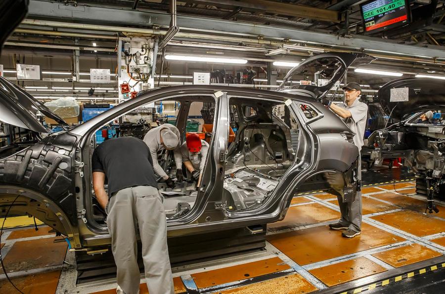Nissan car design Autocar