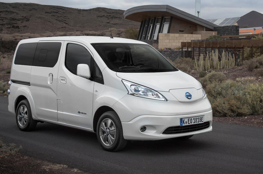 Nissan E Nv200 Evalia 7s 2018 Review Autocar