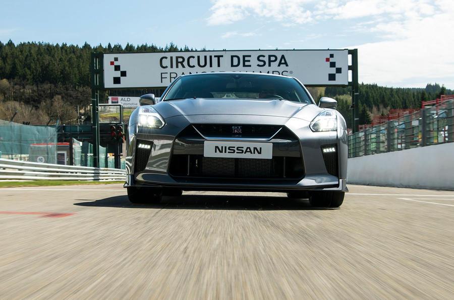 563bhp Nissan GT-R Prestige