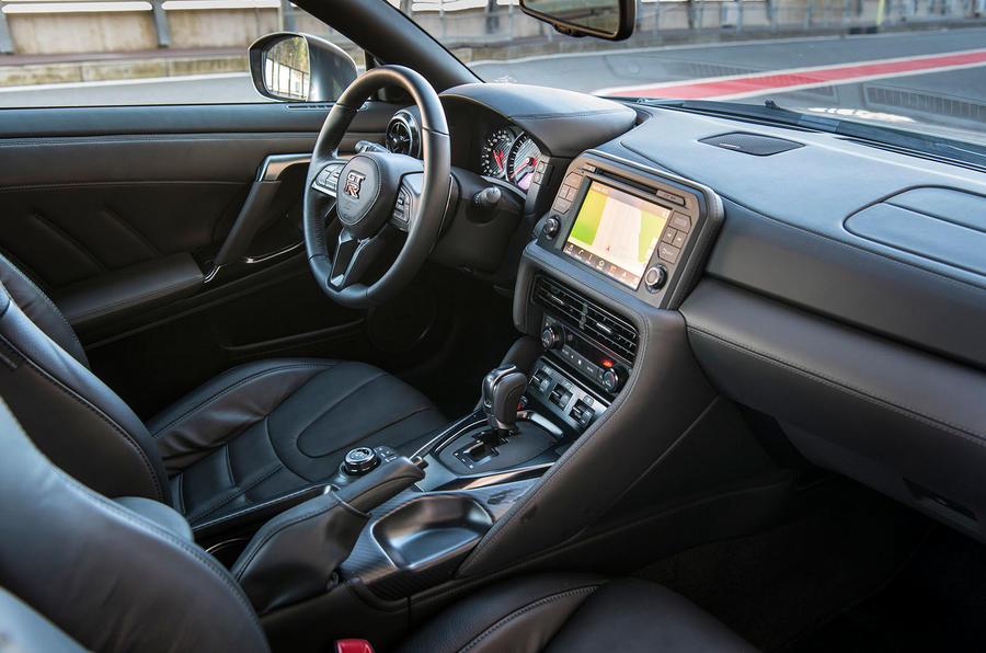 2017 Nissan GT-R Prestige review review | Autocar