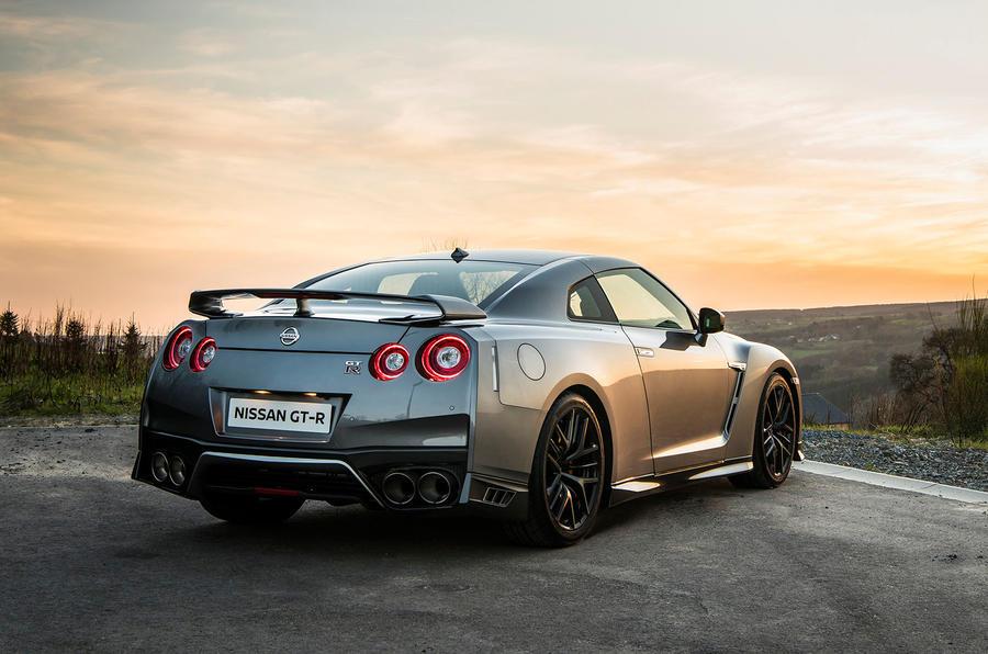 ... 2016 Nissan GT R ...