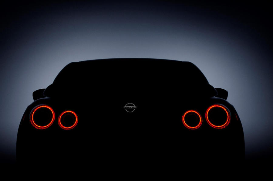 Nissan GT-R New York