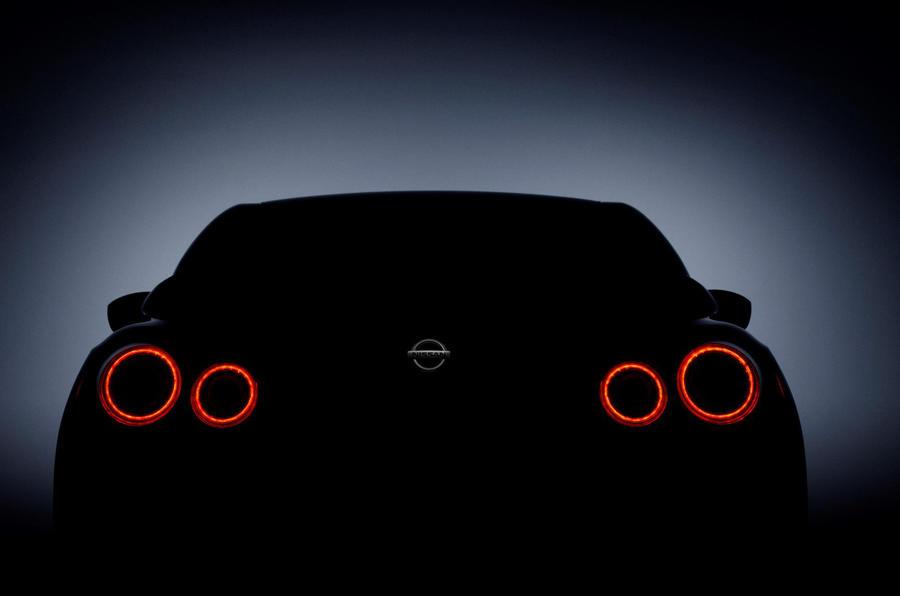 Nissan GT-R New York