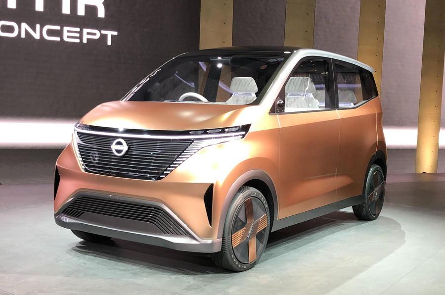 Nissan IMk in Tokyo