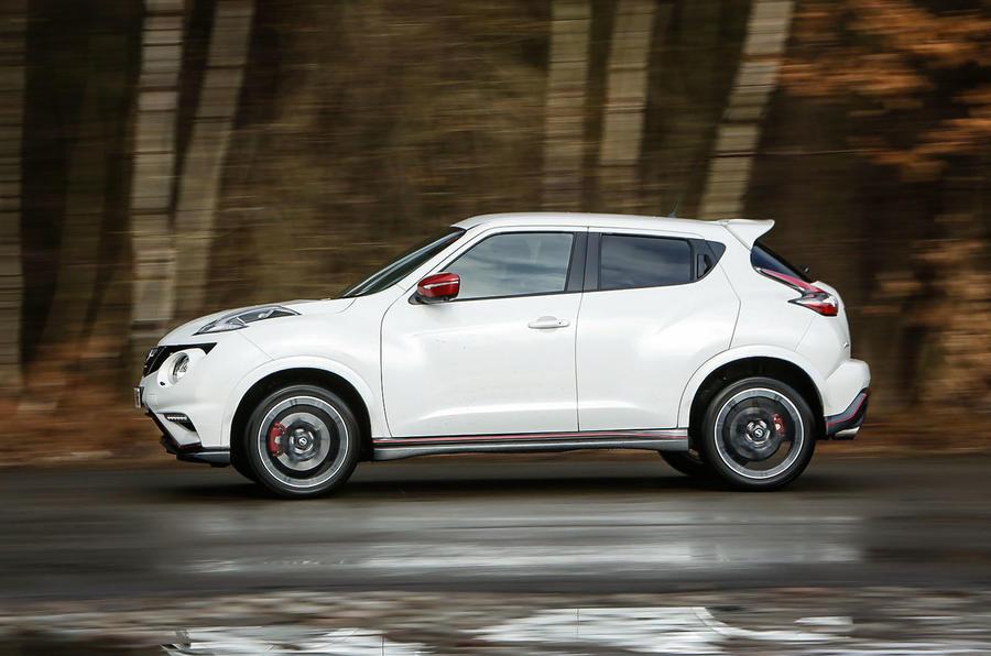£21,650 Nissan Juke Nismo RS