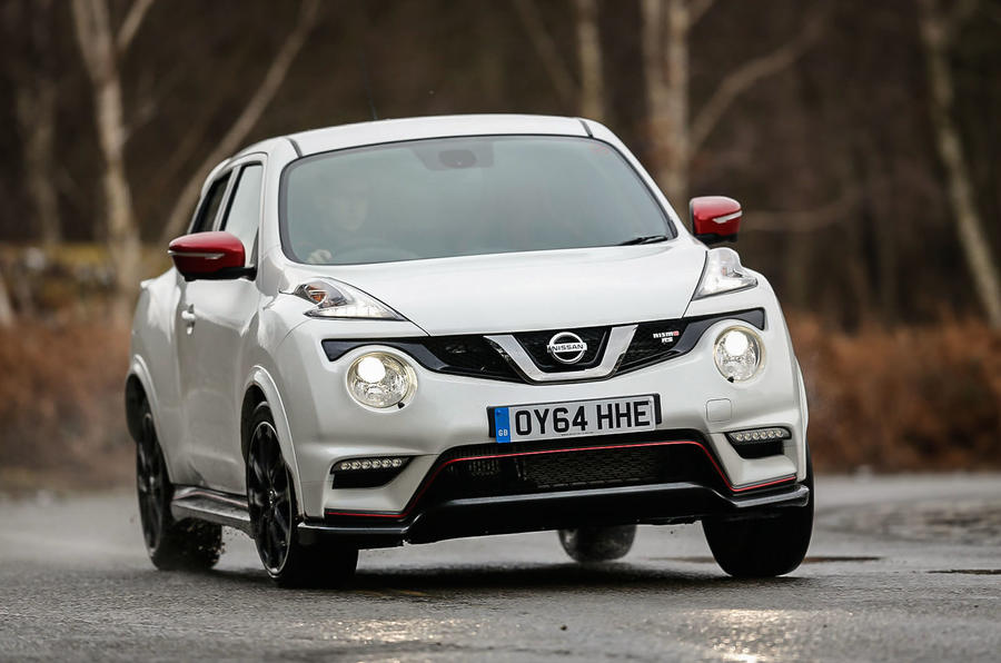 2015 Nissan Juke Nismo Rs 2wd Uk Review Autocar