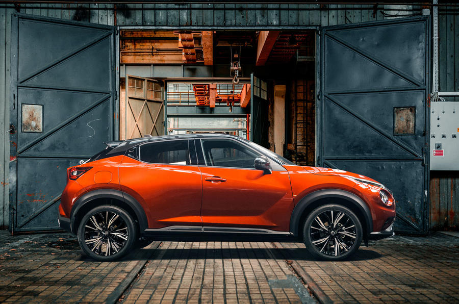 2020 Nissan Juke - static side