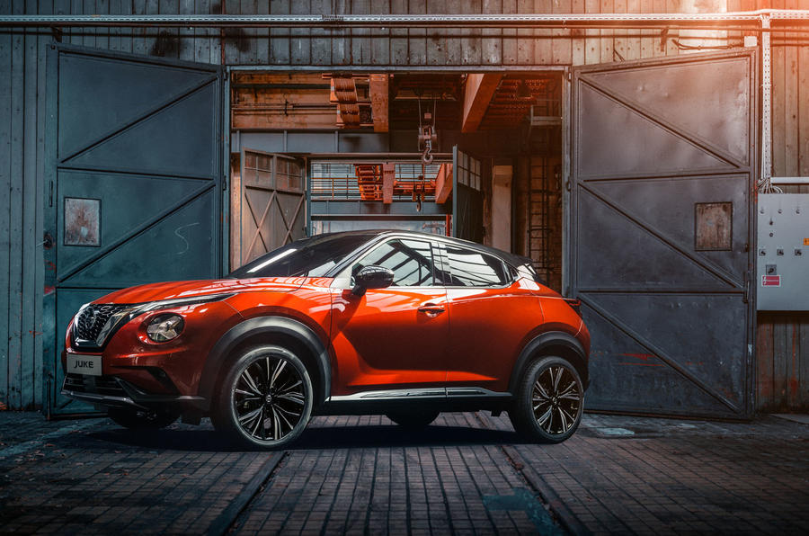 New Nissan Juke is bigger, cleaner, more 'grown up'