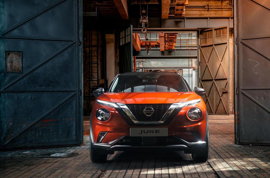 2020 Nissan Juke - static front