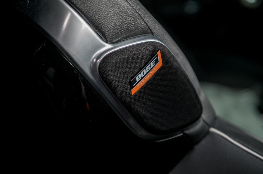 2020 Nissan Juke - speaker grille