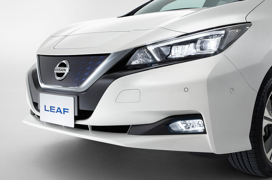 Nissan Leaf prototype 2018 first drive