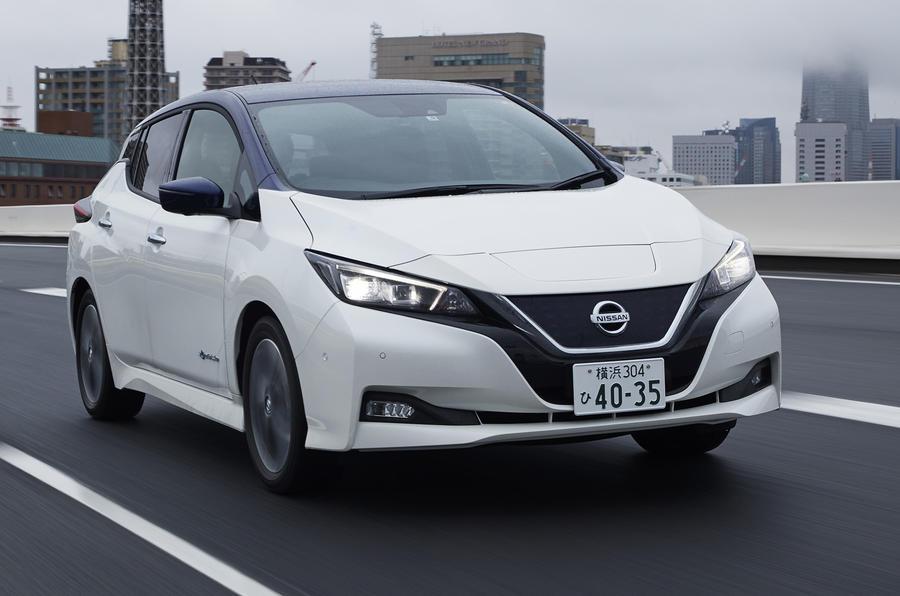 Nissan Leaf Review 2017 >> Nissan Leaf 2017 Review Autocar