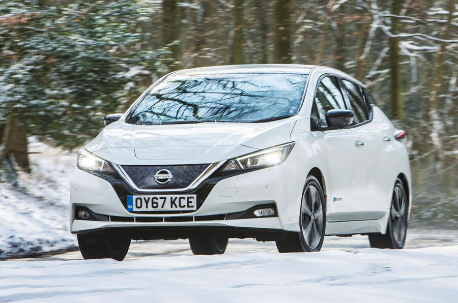 nissan leaf 2018 uk review