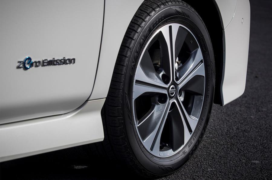 Nissan Leaf alloy wheels