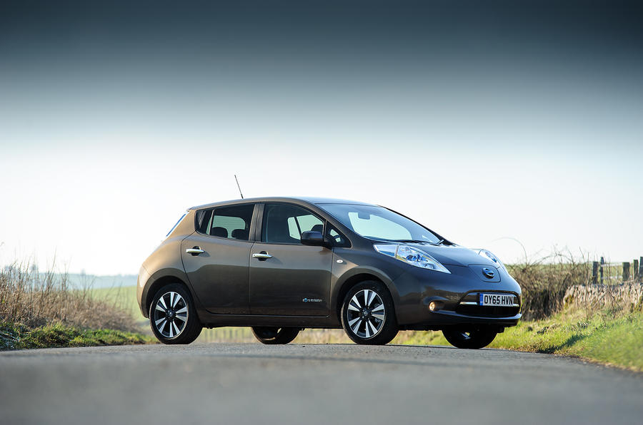 The new 30kWh Nissan Leaf