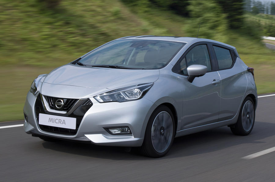 2017 nissan micra prices and specs revealed autocar. Black Bedroom Furniture Sets. Home Design Ideas