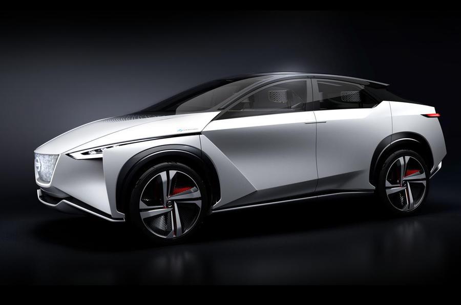Nissan IMx concept signals 2019 Leaf SUV | Autocar