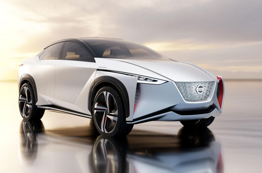 Nissan targets one million electric vehicle sales a year ...