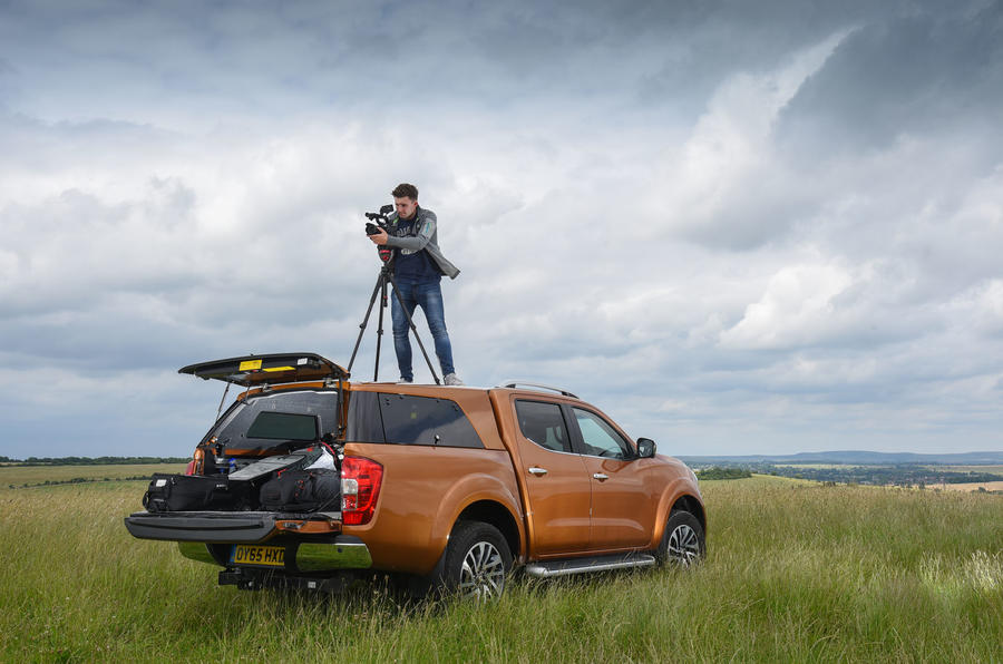 Nissan Navara long-term test review: first report