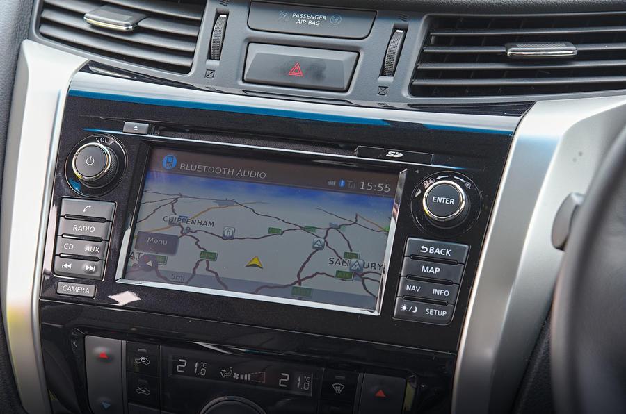 Nissan Navara long-term test review: first report