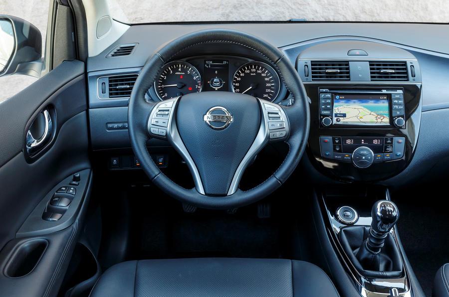 Nissan Pulsar 1.2 DIG-T Tekna first drive