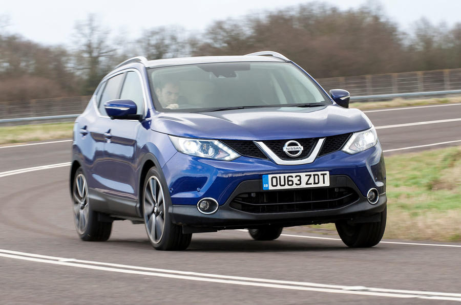 2015 nissan qashqai 1 6 dig t 163 n tec review review autocar. Black Bedroom Furniture Sets. Home Design Ideas