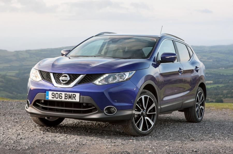 nissan qashqai to get autonomous technology in 2017 autocar. Black Bedroom Furniture Sets. Home Design Ideas