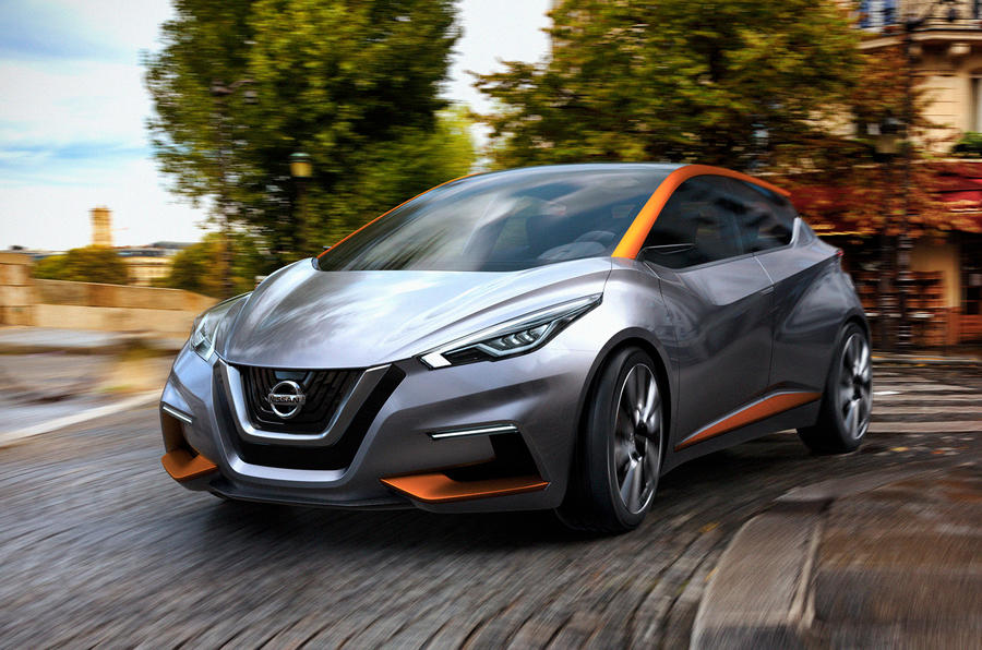 Nissan Sway points to 'fresh' Micra supermini | Autocar