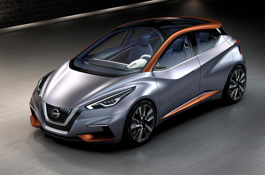 Nissan Sway points to 'fresh' Micra supermini | Autocar