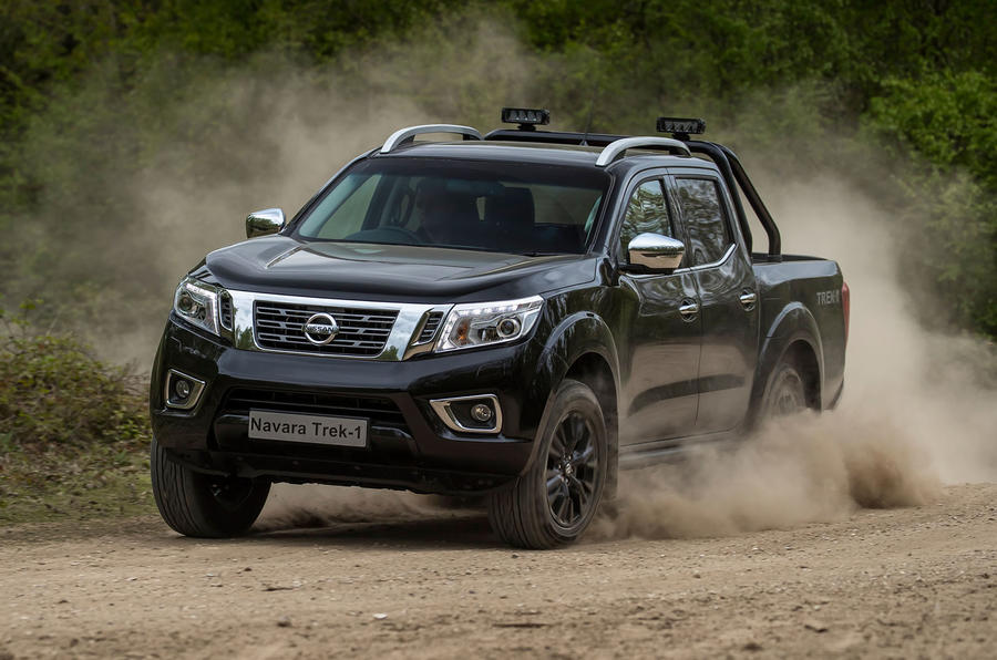 nissan navara trek-1° 2017 review | autocar