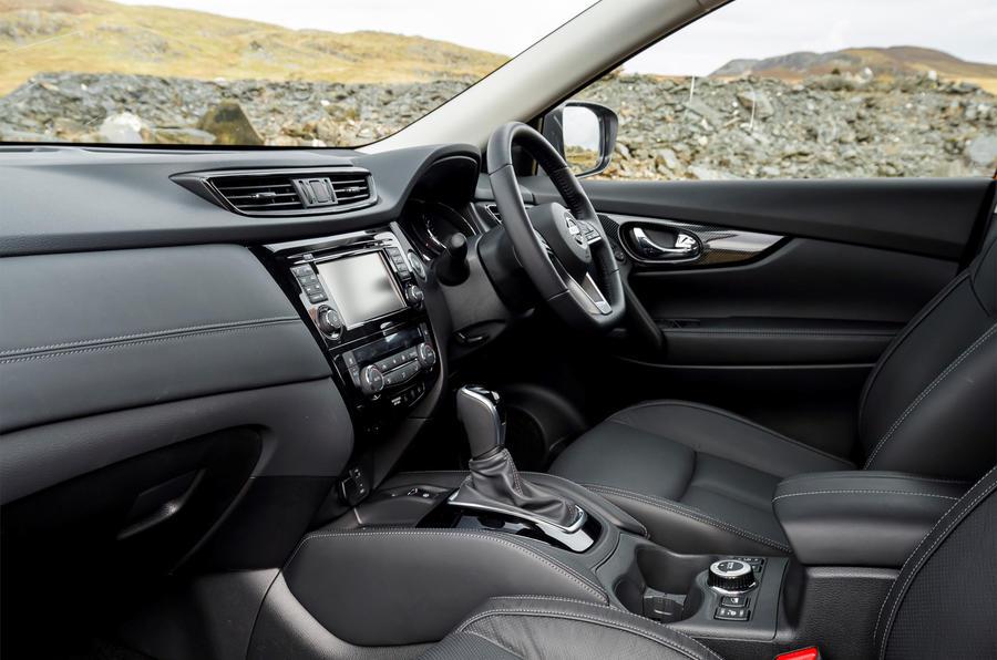 Nissan X-Trail 1.6 DIG-T 2017 UK review  Autocar