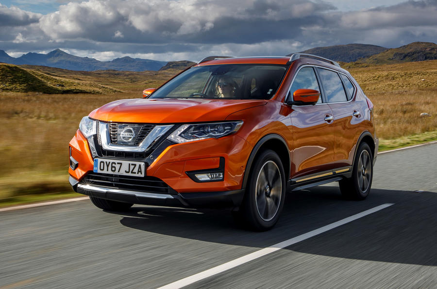 nissan x-trail 1.6 dig-t 2017 uk review | autocar
