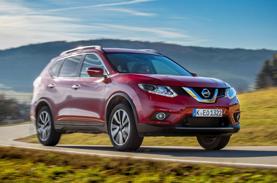 2017 nissan x trail tekna 4wd review review autocar. Black Bedroom Furniture Sets. Home Design Ideas