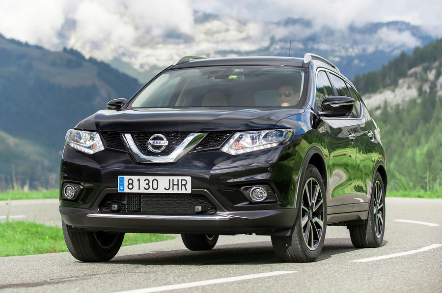 2015 nissan x trail 1 6 dig t 163 tekna review review autocar