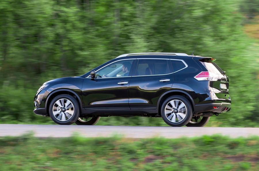 2015 Nissan X Trail 1 6 Dig T 163 Tekna Review Review Autocar