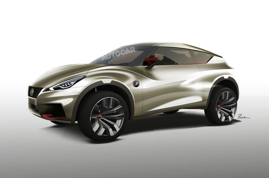 Nissan Gripz concept to preview upcoming Z car | Autocar