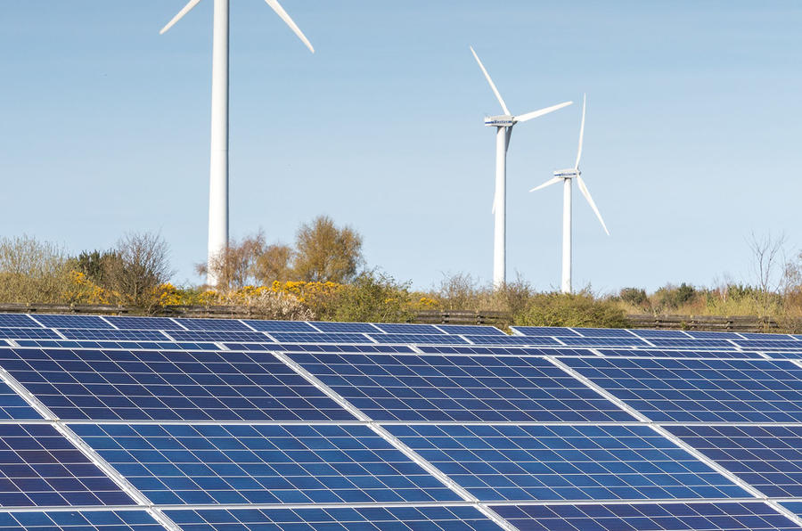 Nissan Gets Solar Power For Uk Car Production Autocar
