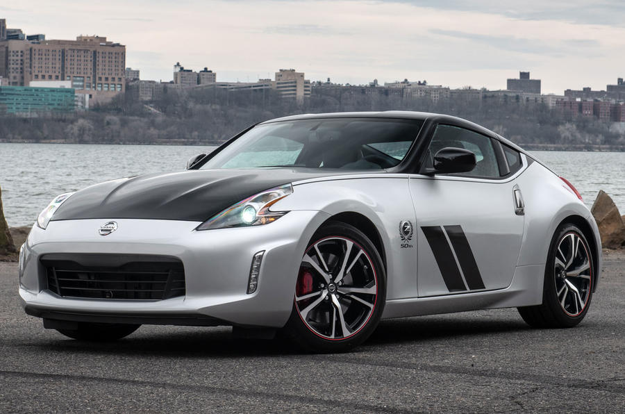 Special edition Nissan 370Z celebrates 50 years of Z cars ...