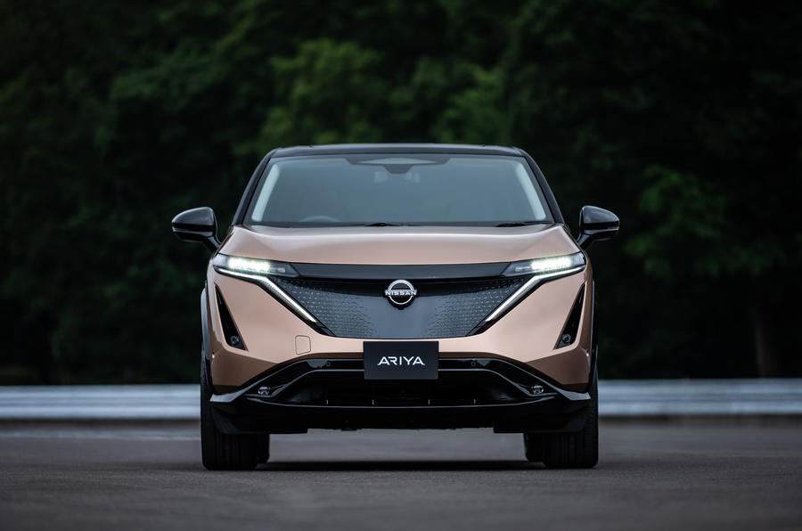 Electric/Hybrid - Nissan unveils new electric coupé crossover