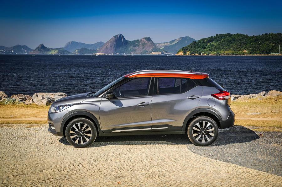 Nissan Kicks 2016