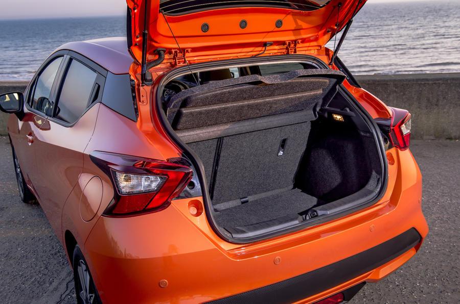 nissan micra 1 5 dci 2017 review autocar. Black Bedroom Furniture Sets. Home Design Ideas