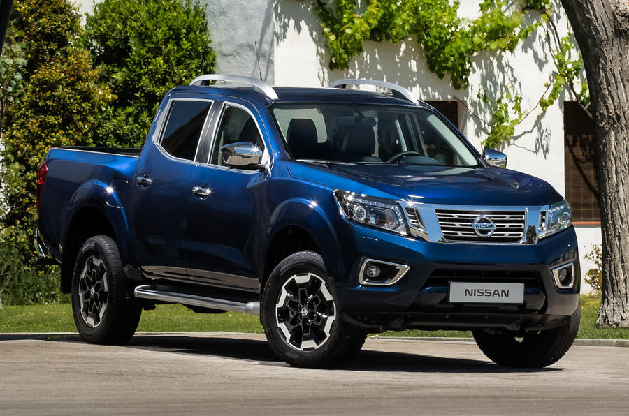 Nissan Navara update brings new gearbox and added kit ...
