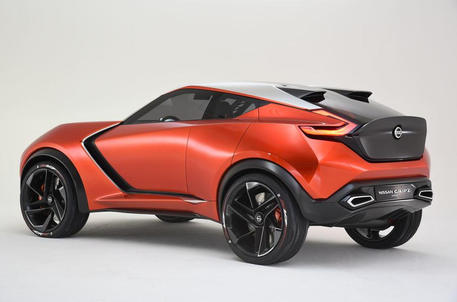 New Nissan Z Sports Car