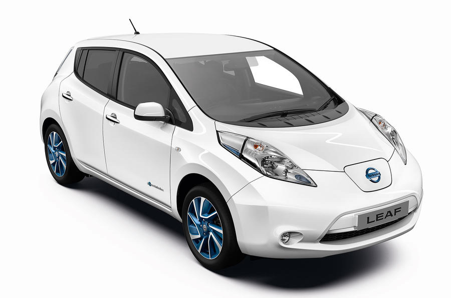 new battery for nissan leaf to deliver 155