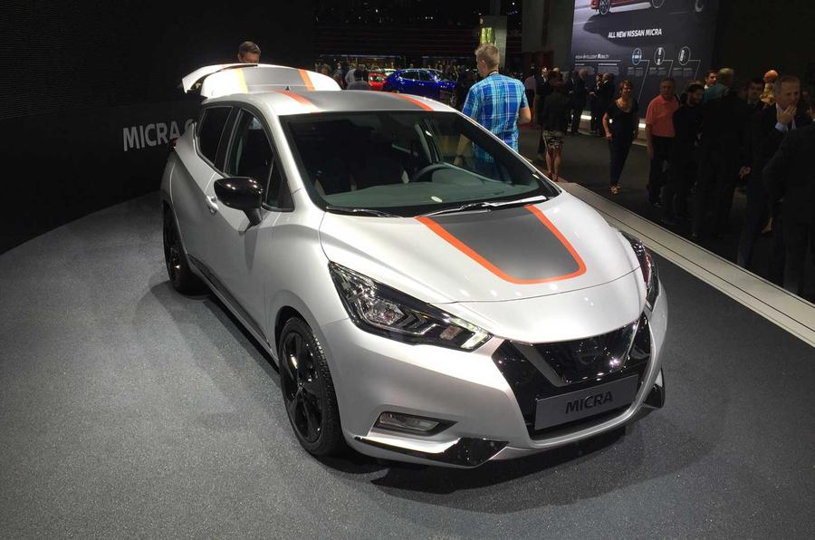 2017 Nissan Micra; 2017 Nissan Micra ...